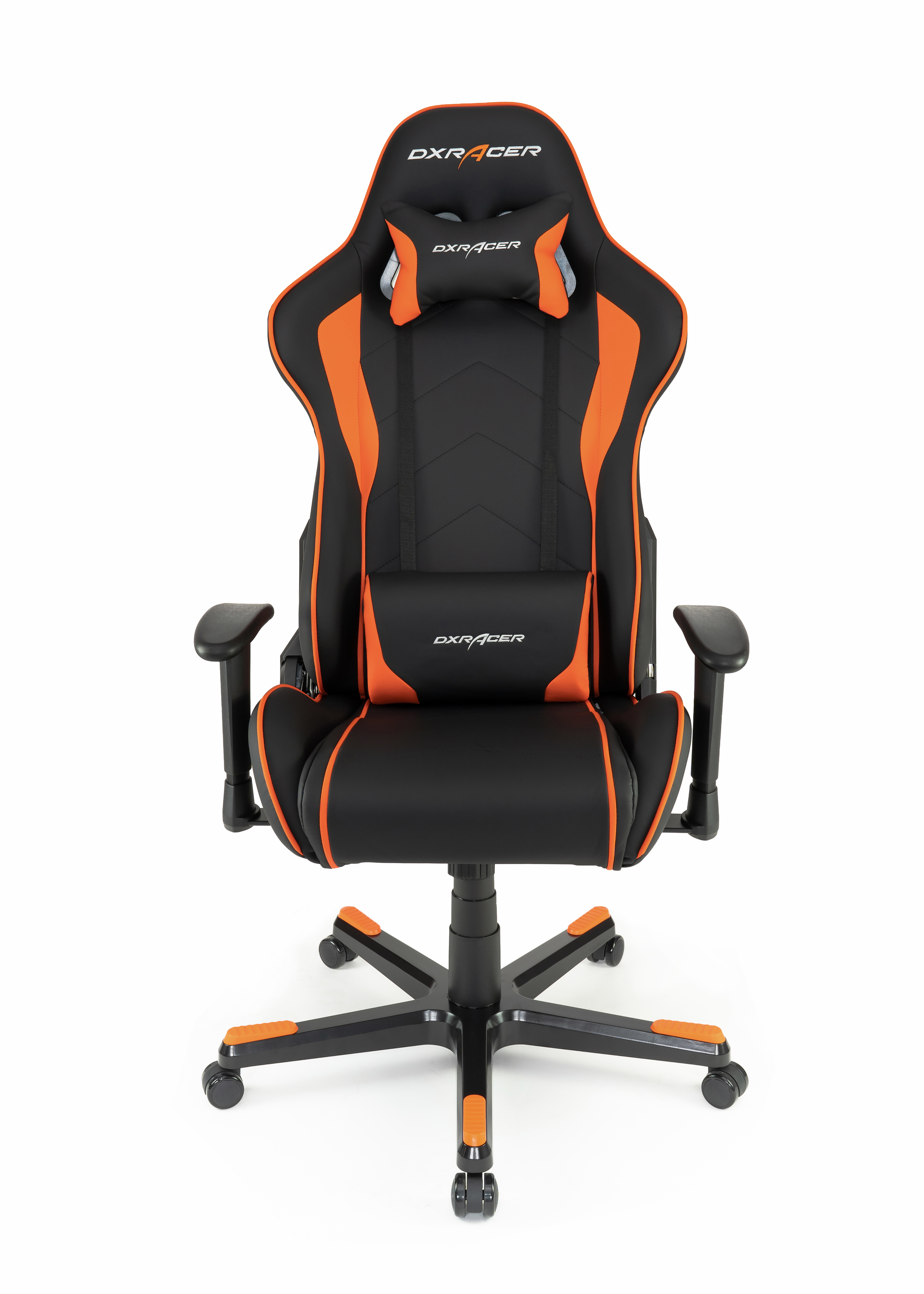 gaming stuhl orange